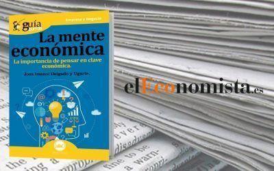 El «GuíaBurros: La mente económica» en el elEconomista.es