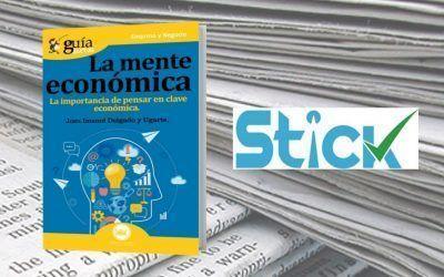 El «GuíaBurros: La mente económica» en el diario digital Stick Noticias